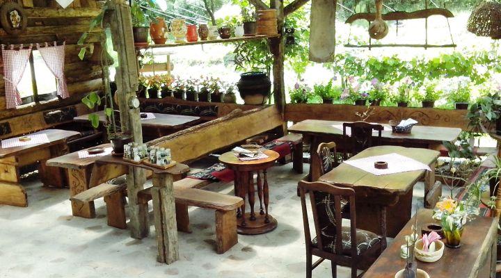 Етно ресторан домаће кухиње...